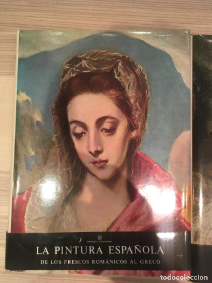 Libros de segunda mano: La Pintura Española, 3 volúmenes. SKIRA Carroggio - Foto 2 - 184104352