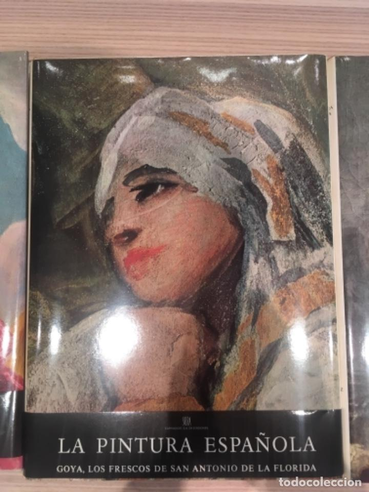 Libros de segunda mano: La Pintura Española, 3 volúmenes. SKIRA Carroggio - Foto 3 - 184104352