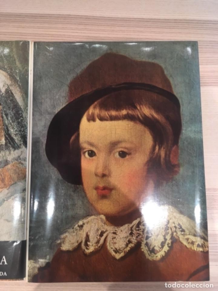 Libros de segunda mano: La Pintura Española, 3 volúmenes. SKIRA Carroggio - Foto 4 - 184104352