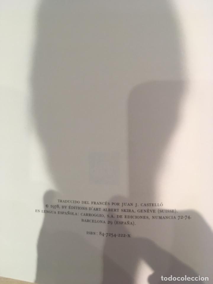 Libros de segunda mano: La Pintura Suiza. SKIRA Carroggio - Foto 2 - 184105733