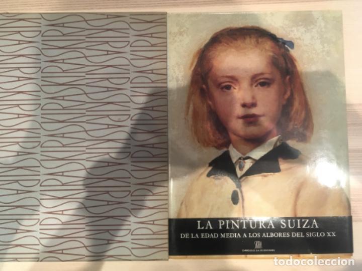 Libros de segunda mano: La Pintura Suiza. SKIRA Carroggio - Foto 4 - 184105733