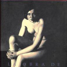 Libros de segunda mano: LA OBRA DE MARIANO DE COSSIO 1890 - 1960 DE ANA Mª ARIAS DE COSSIO. Lote 184157917