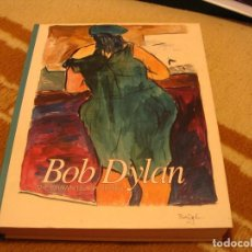 Libros de segunda mano: BOB DYLAN THE DRAWN BLANK SERIES 2007-2008 INGRID MOSSÏNGER 287 PÁGINAS 1,9 KILOS. Lote 184708677