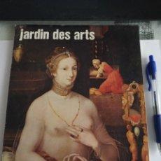 Libros de segunda mano: JARDIN DES ARTS REVISTA MENSUAL Nº 138 DECADA 60. Lote 184836006