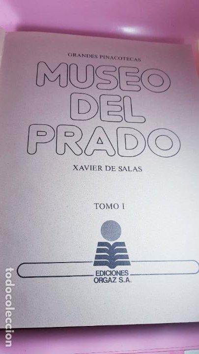 Libros de segunda mano: LIBROS(2)-GRANDES PINACOTECAS-MUSEO DEL PRADO-GOYA Y VELAZQUEZ-1980-BUEN ESTADO-VER FOTOS - Foto 11 - 184836896