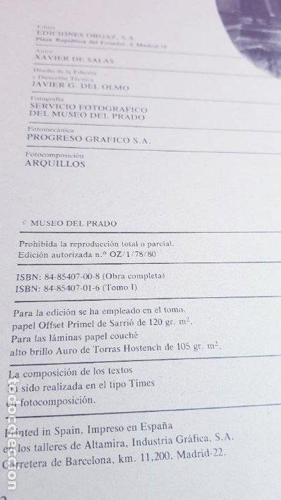 Libros de segunda mano: LIBROS(2)-GRANDES PINACOTECAS-MUSEO DEL PRADO-GOYA Y VELAZQUEZ-1980-BUEN ESTADO-VER FOTOS - Foto 14 - 184836896