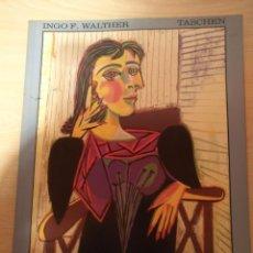 Libros de segunda mano: PABLO PICASSO 1881-1973. EL GENIO DEL SIGLO - INGO F WALTHER TASCHEN . Lote 184851125