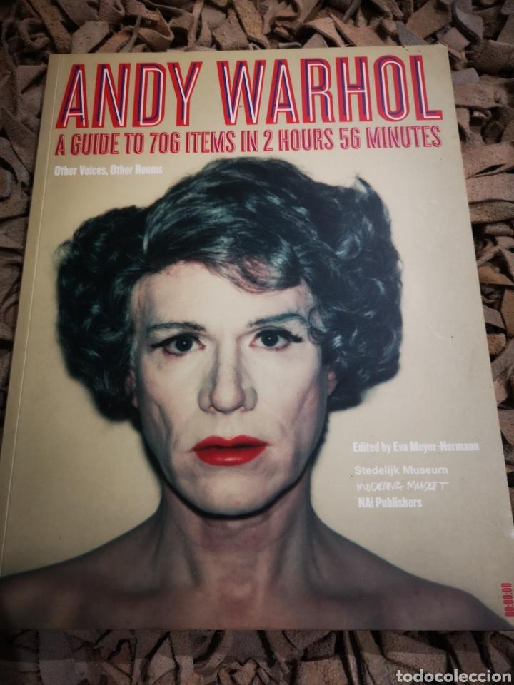 ANDY WARHOL: OTHER VOICES, OTHER ROOMS: A GUIDE TO 817 ITEMS IN 2 HOURS 56 MINUTES (Libros de Segunda Mano - Bellas artes, ocio y coleccionismo - Pintura)