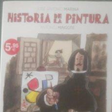 Libros de segunda mano: JOSE ANTONIO MARINA Y ANTONIO MINGOTE-HISTORIA DE LA PINTURA.ESPASA.2010.. Lote 185992086