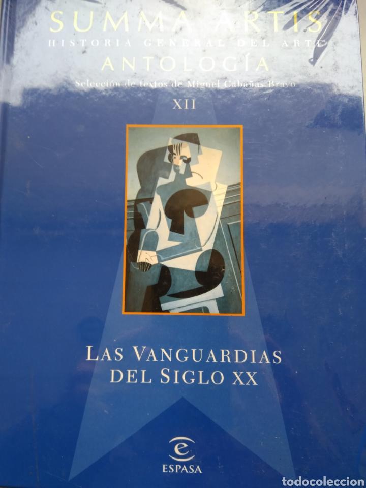 ENCICLOPEDIA SUMMA ARTIS ANTOLOGÍA N°12 PRECINTADO (Libros de Segunda Mano - Bellas artes, ocio y coleccionismo - Pintura)