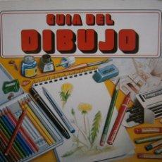 Libros de segunda mano: GUIA DEL DIBUJO PATIENCE FOSTER PLESA 1984 . Lote 186360848