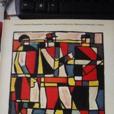 Libros de segunda mano: J. TORRES-GARCIA (1874-1949). EXPOSICIÓN ANTOLÓGICA. Lote 187425312