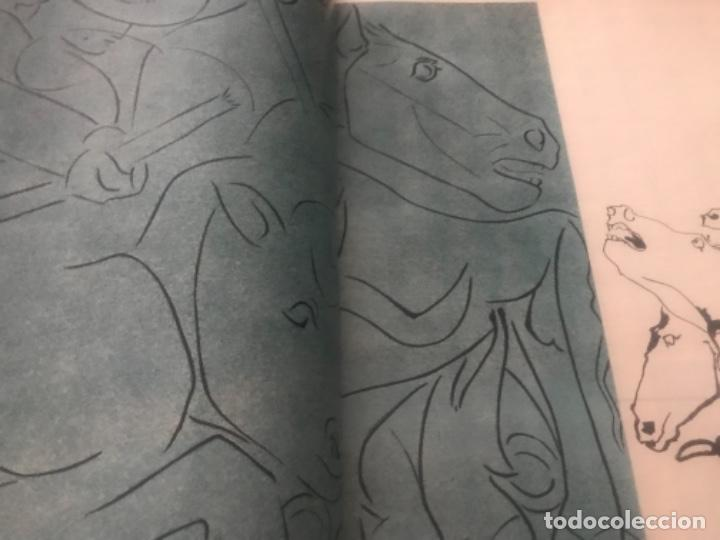 Libros de segunda mano: Hemingway Toros Picasso - Foto 4 - 187440082