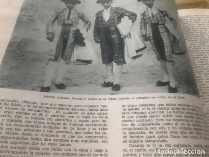 Libros de segunda mano: Hemingway Toros Picasso - Foto 12 - 187440082