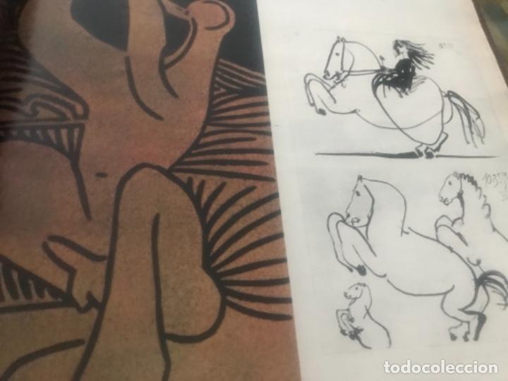 Libros de segunda mano: Hemingway Toros Picasso - Foto 17 - 187440082