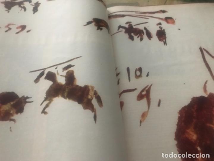 Libros de segunda mano: Hemingway Toros Picasso - Foto 19 - 187440082