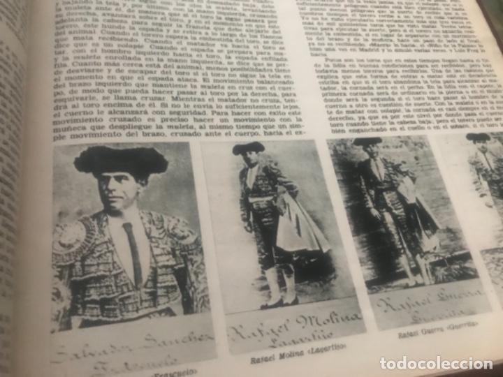 Libros de segunda mano: Hemingway Toros Picasso - Foto 21 - 187440082