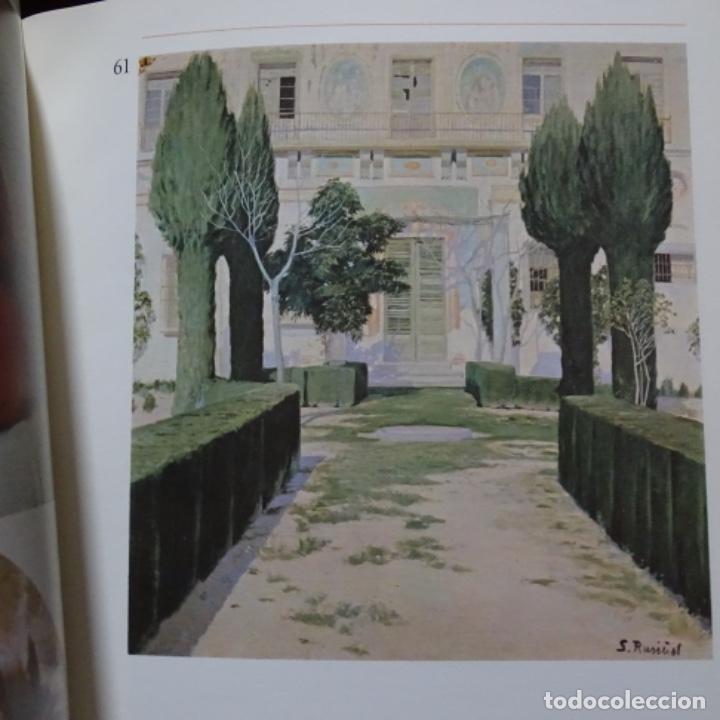 Libros de segunda mano: Libro Santiago Rusiñol 1861-1931.1981.cincuenta aniversario de su muerte. - Foto 2 - 187465653