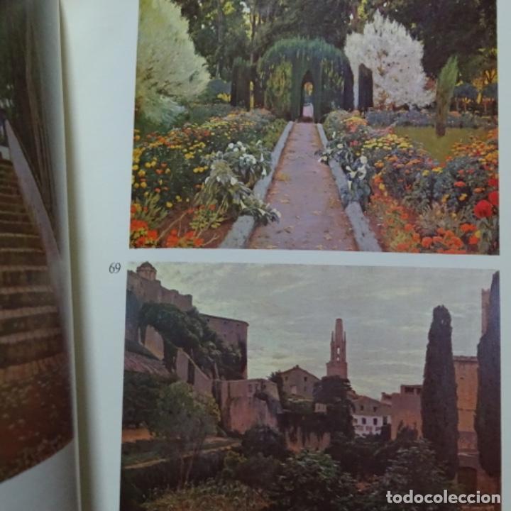 Libros de segunda mano: Libro Santiago Rusiñol 1861-1931.1981.cincuenta aniversario de su muerte. - Foto 3 - 187465653