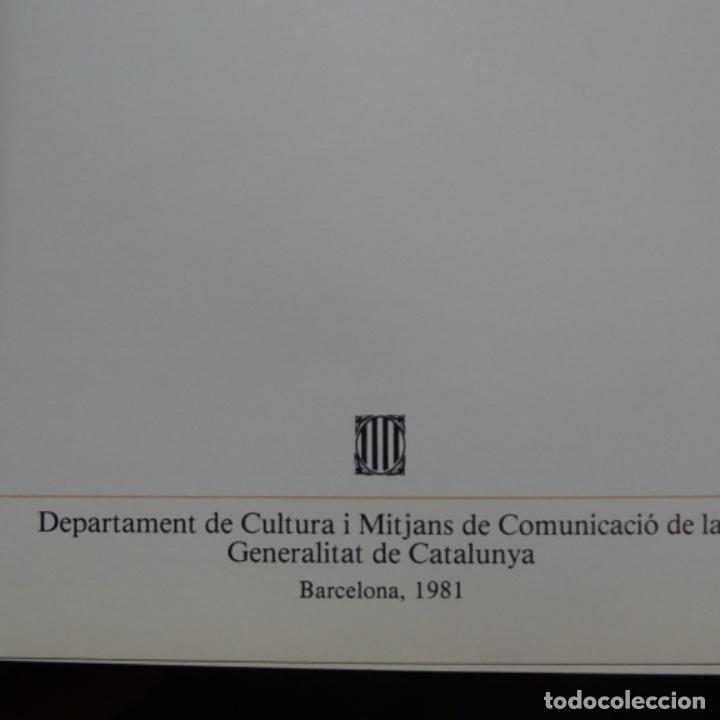 Libros de segunda mano: Libro Santiago Rusiñol 1861-1931.1981.cincuenta aniversario de su muerte. - Foto 6 - 187465653