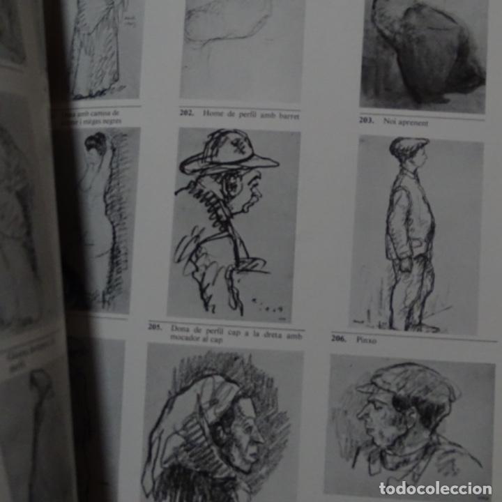 Libros de segunda mano: Libro y folleto de Isidre nonell.ajuntament de barcelona.1981. - Foto 2 - 187465891