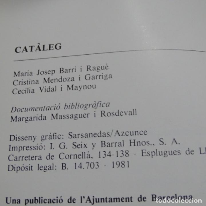 Libros de segunda mano: Libro y folleto de Isidre nonell.ajuntament de barcelona.1981. - Foto 6 - 187465891