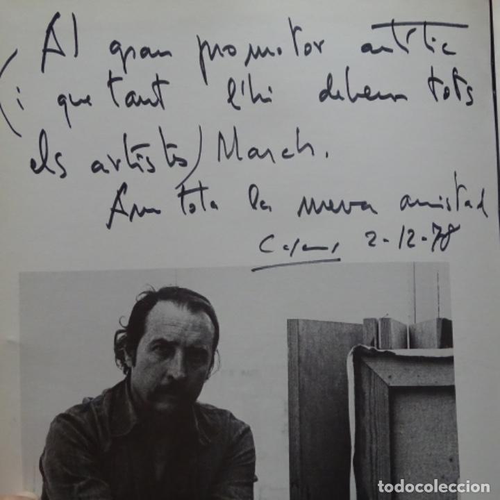 Libros de segunda mano: Libro de casaus.el hombre,su mundo y su arte.dedicado y firmado.1978. - Foto 6 - 187466205