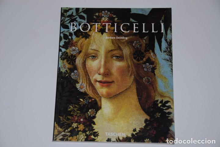 BOTTICELLI (Libros de Segunda Mano - Bellas artes, ocio y coleccionismo - Pintura)