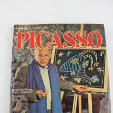 Libros de segunda mano: L-3660. AVENTURA Y GENIO DE PICASSO. D.PORZIO Y M.VALSECCHI. 1973.. Lote 188564212