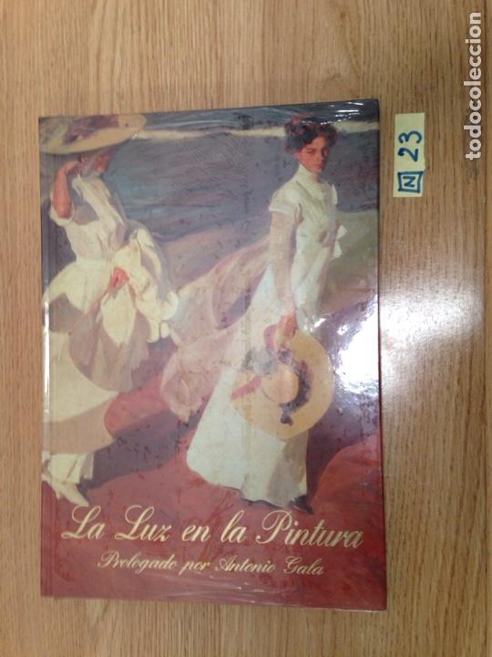 LA LUZ EN LA PINTURA (Libros de Segunda Mano - Bellas artes, ocio y coleccionismo - Pintura)