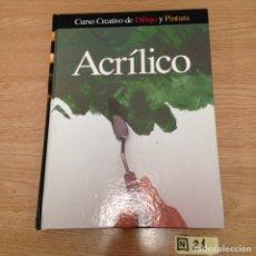Libros de segunda mano: ACRÍLICO. Lote 189185602
