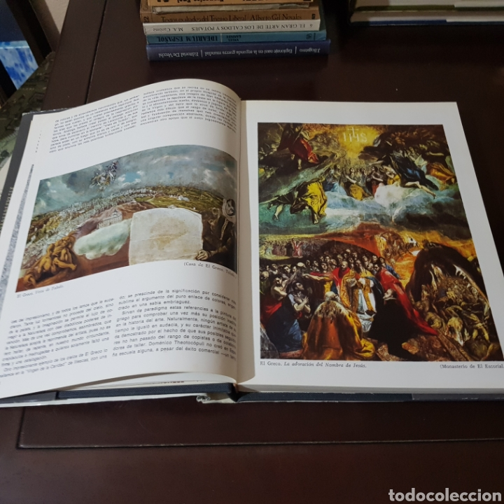 Libros de segunda mano: LOS MAESTROS DEL IMPRESIONISMO ESPAÑOL - LEOPOLDO RODRIGUEZ ALCALDE - Foto 3 - 235620755