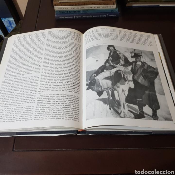 Libros de segunda mano: LOS MAESTROS DEL IMPRESIONISMO ESPAÑOL - LEOPOLDO RODRIGUEZ ALCALDE - Foto 4 - 235620755
