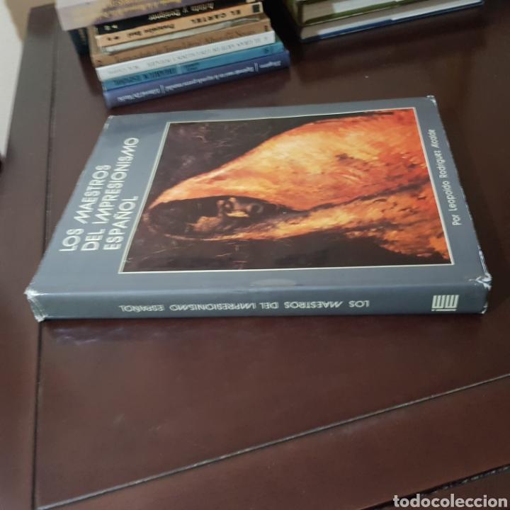 Libros de segunda mano: LOS MAESTROS DEL IMPRESIONISMO ESPAÑOL - LEOPOLDO RODRIGUEZ ALCALDE - Foto 9 - 235620755