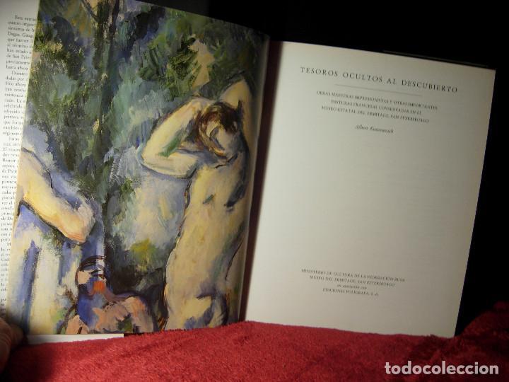 Libros de segunda mano: TESOROS OCULTOS AL DESCUBIERTO.OBRAS MAESTRAS CONSERVADAS EN EL MUSEO DEL ERMITAGE - Foto 12 - 190039670