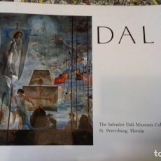 Libros de segunda mano: DALI.THE SALVADOR DALI MUSEUM COLLECTION ST. PETESBURG, FLORIDA. Lote 190201950