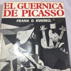 Libros de segunda mano: EL GUERNICA DE PICASSO, POR FRANK D. RUSSELL EDITORA NACIONAL 1981. Lote 190982836