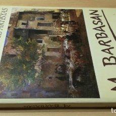 Libros de segunda mano: M BARBASAN - GRANDES ARTISTAS - BERNARDINO DE PANTORRA - MANUEL GARCIA GUATAS/ G 605. Lote 191022862