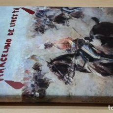 Livros em segunda mão: MARCELINO DE UNCETA - ANGEL AZPEITIA BURGOS - IBER CAJA/ I 605. Lote 191025988