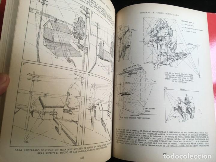 Libros de segunda mano: DIBUJO TRIDIMENSIONAL - ANDREW LOOMIS - HACHETTE - MUY ILUSTRADO - RARO EN COMERCIO - Foto 5 - 191113501