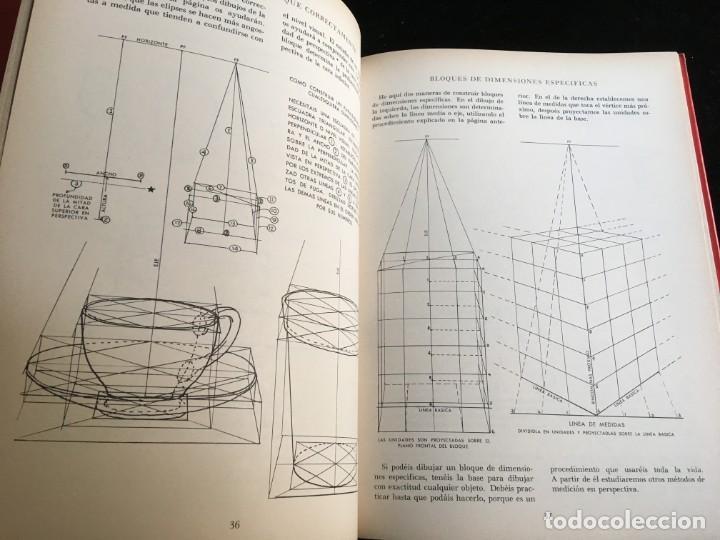 Libros de segunda mano: DIBUJO TRIDIMENSIONAL - ANDREW LOOMIS - HACHETTE - MUY ILUSTRADO - RARO EN COMERCIO - Foto 7 - 191113501