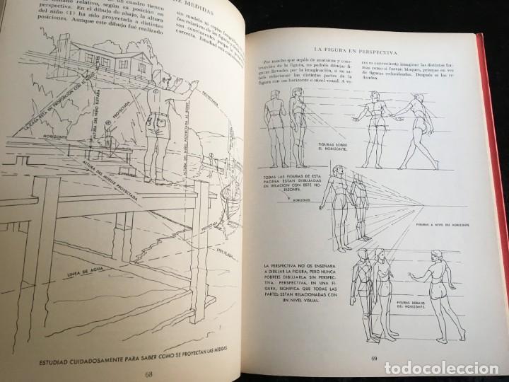 Libros de segunda mano: DIBUJO TRIDIMENSIONAL - ANDREW LOOMIS - HACHETTE - MUY ILUSTRADO - RARO EN COMERCIO - Foto 8 - 191113501
