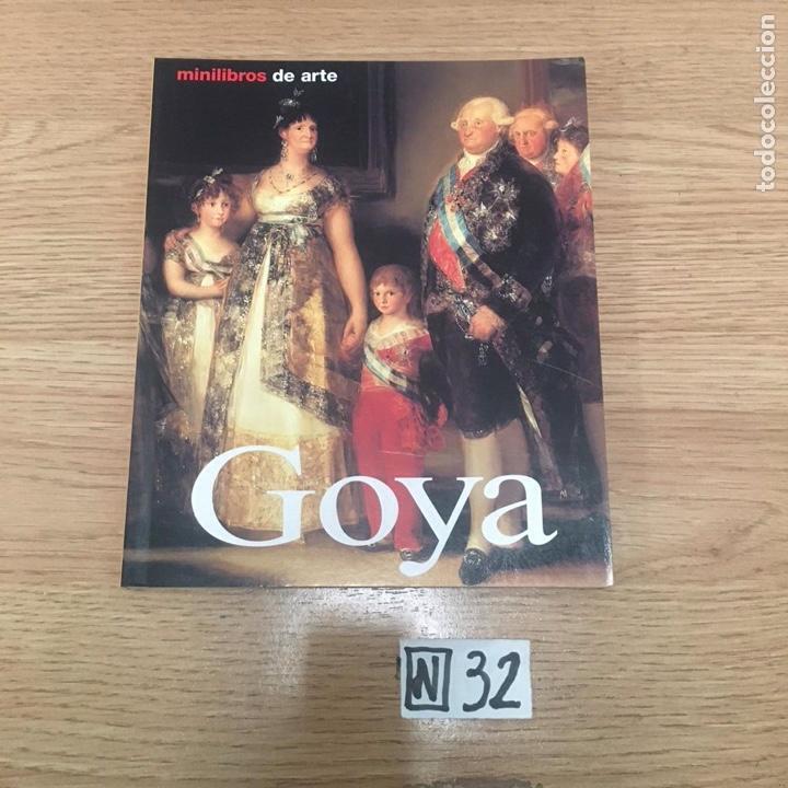 GOYA (Libros de Segunda Mano - Bellas artes, ocio y coleccionismo - Pintura)