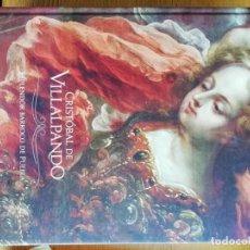 Libros de segunda mano: CRISTÓBAL DE VILLALPANDO. ESPLENDOR BARROCO DE PUEBLA. Lote 191142322