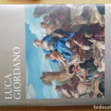 Libros de segunda mano: LUCA GIORDANO. ADRÉS ÚBEDA DE LOS COBOS. Lote 191142643
