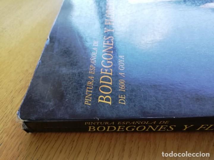 Libros de segunda mano: Pintura española de bodegones y floreros de 1600 a Goya. Catálogo - Foto 3 - 191143461