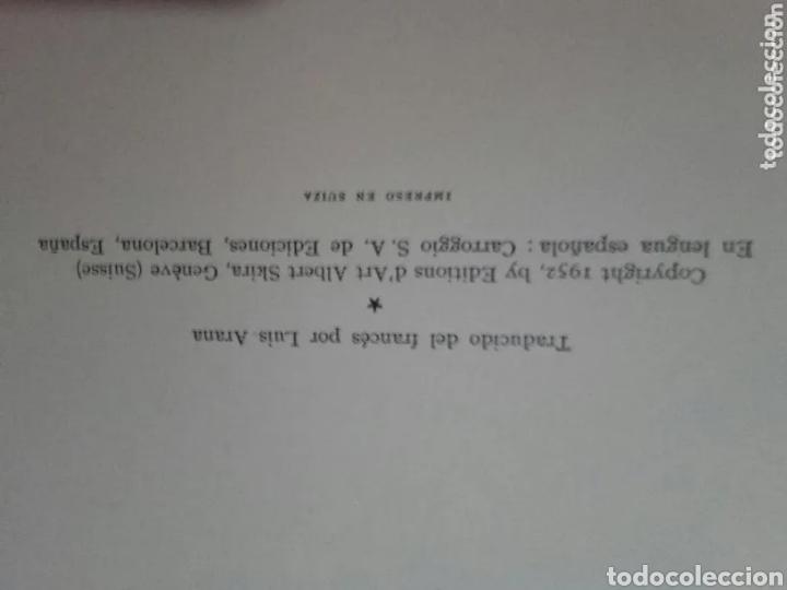 Libros de segunda mano: LA PINTURA ITALIANA ( SKIRA (TOMO 3). DEL CARAVAGGIO A MODIGLIANI - Foto 6 - 191325832
