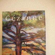 Libros de segunda mano: CÉZANNE. CATÁLOGO RAZONADO 1995. EXPOSICIONES PARÍS, LONDRES Y FILADELFIA.1ª ED.ESPAÑOL.RARO. ELECTA. Lote 191357095