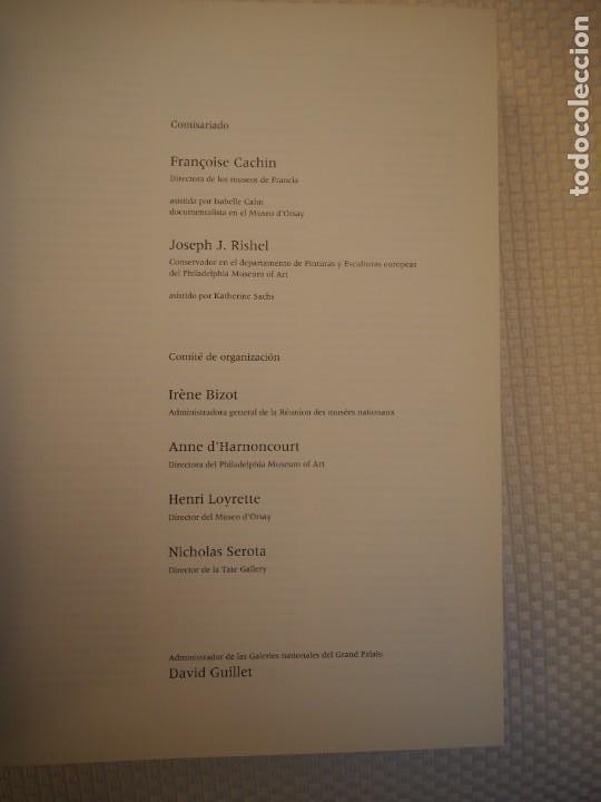Libros de segunda mano: Cézanne. Catálogo Razonado 1995. Exposiciones París, Londres y Filadelfia.1ª ed.Español.Raro. Electa - Foto 7 - 191357095