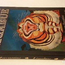 Libros de segunda mano: 1991 - ZAVATTINI - LIGABUE - FRANCO MARIA RICCI, LOS SIGNOS DEL HOMBRE. Lote 191496160